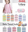 lama-Lolipop-Baby Tweed Joyful 2015-colorchooser