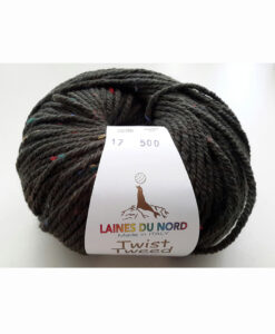 laines du nord-twist tweed