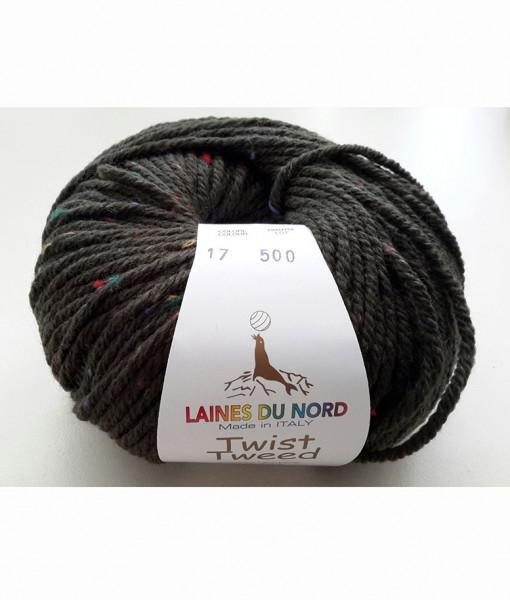 laines du nord-twist tweed